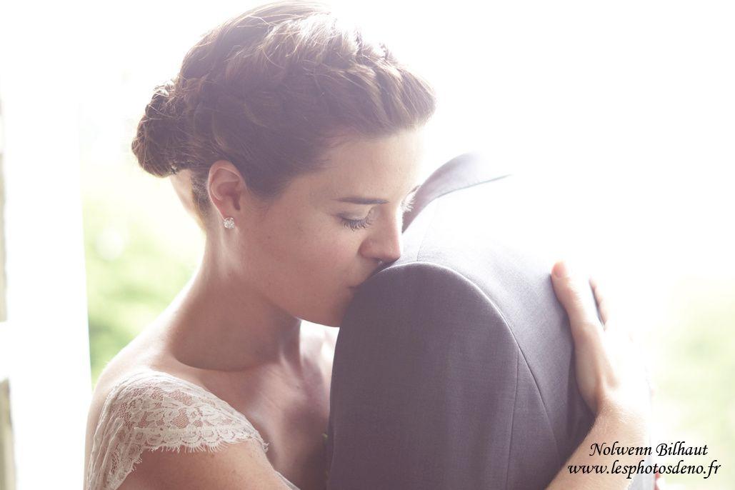 Mariage au chateau de Montplaisant, par Nolwenn Bilhaut photographe