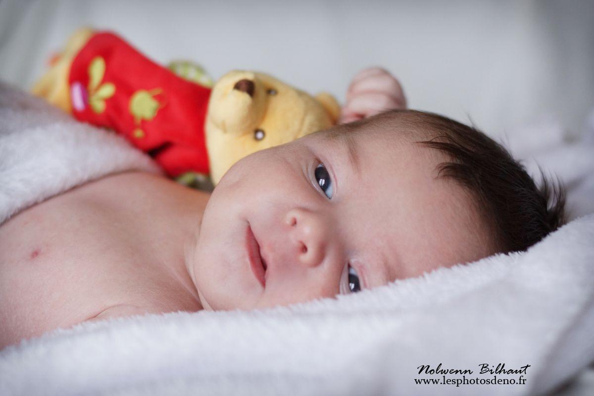 Photos de bébé à domicile, vers Montrevel 01