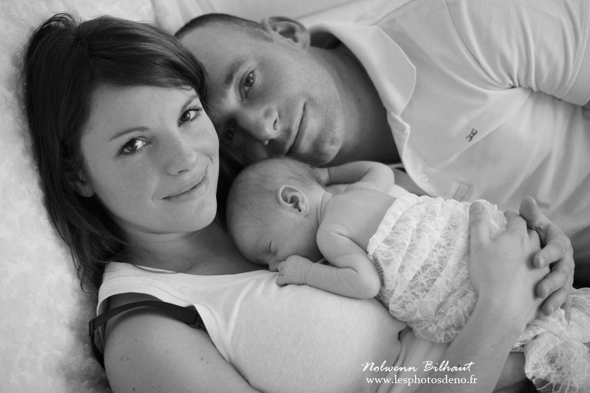 Photos de naissance à domicile vers Bourg en Bresse