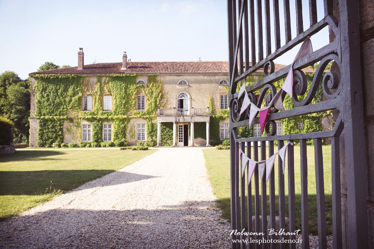 Chateau de Montplaisant, Photographe mariage ain 01 par Les Photos de No