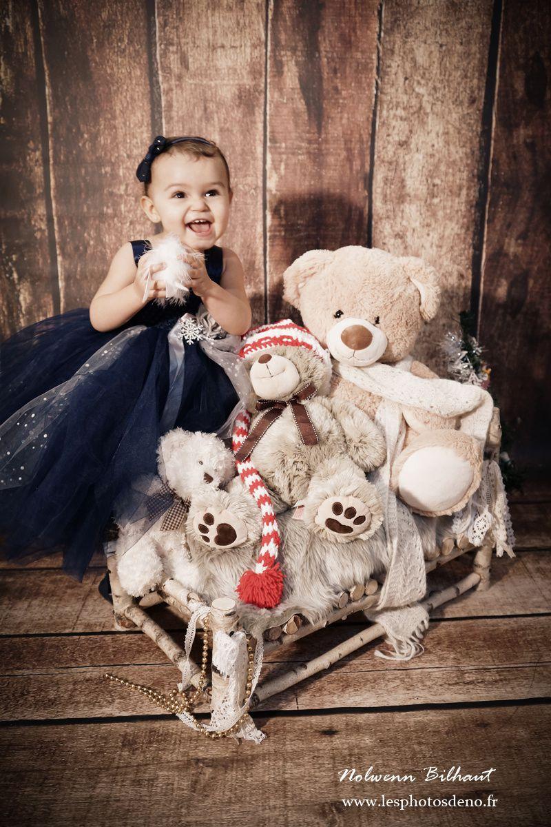 Séance photo de Noël 01, idée Cadeau par Nolwenn Bilhaut photographe