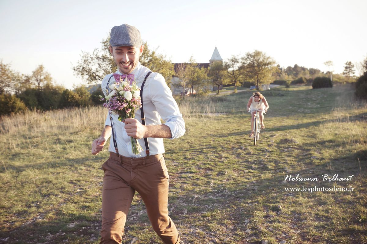 Séance photo avant mariage dans l'Ain, Photographe à Moinans