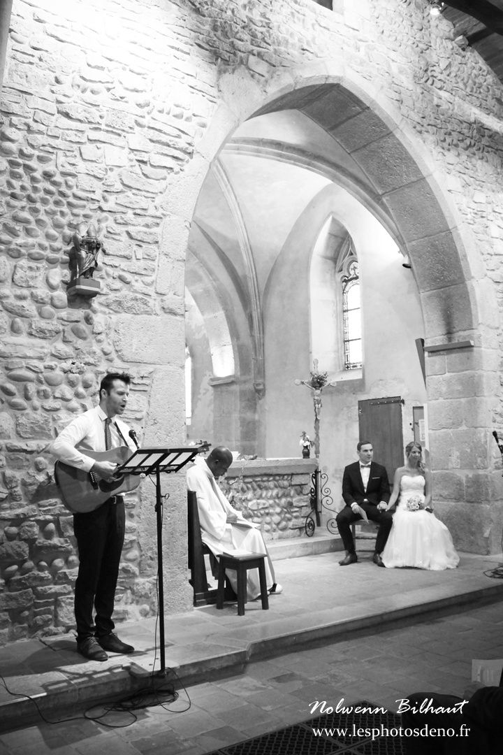 Mariage au chateau de Luponnas à Vonnas, aout 2015, par Nolwenn Bilhaut photographe