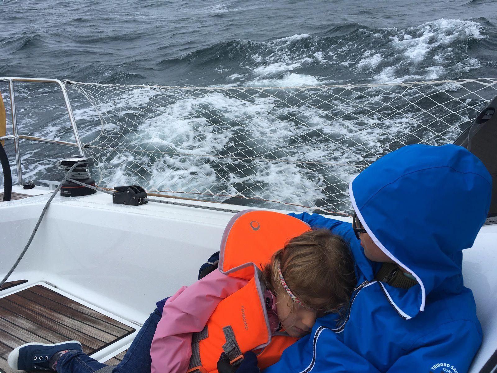 Onze jours sur l'eau