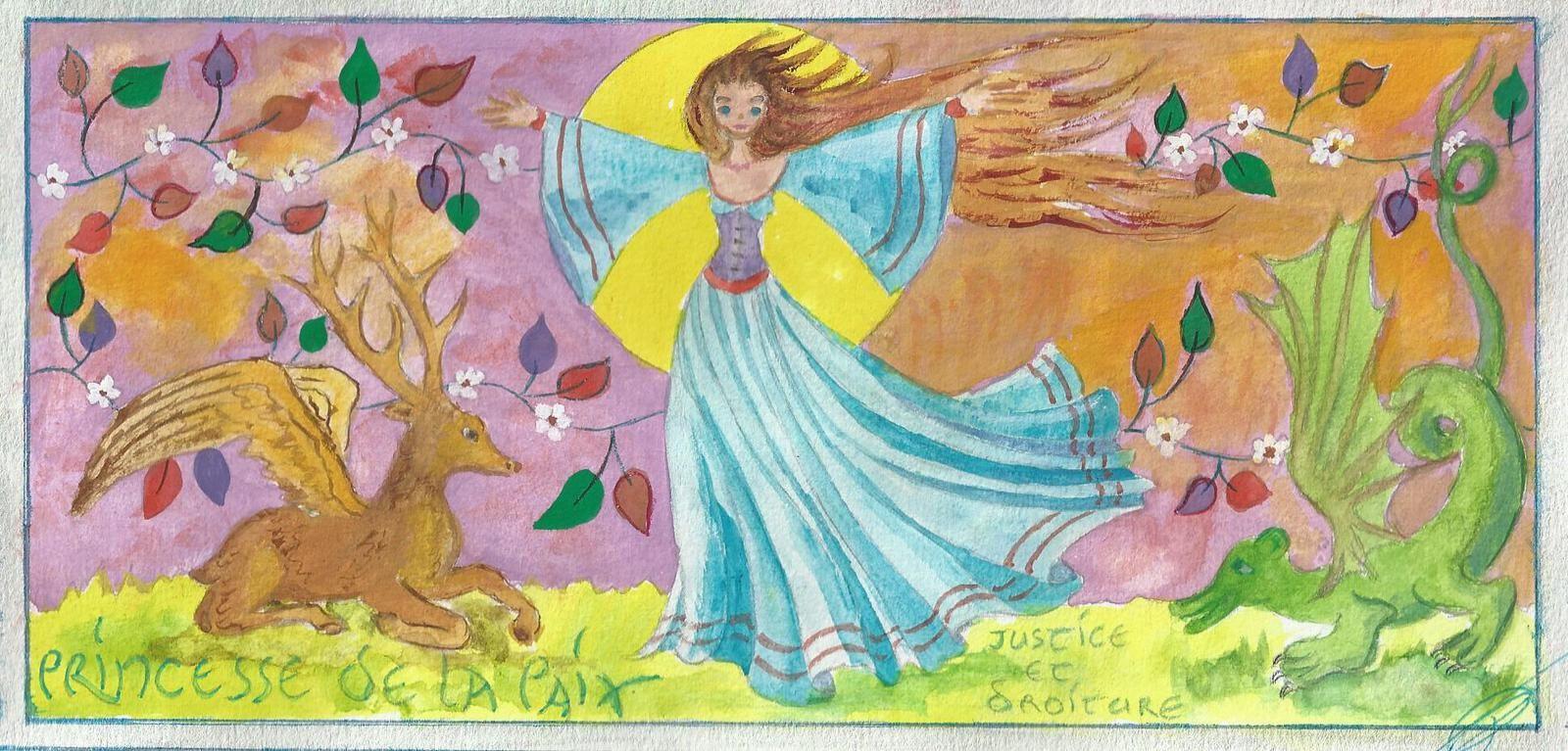 Princesse de la paix