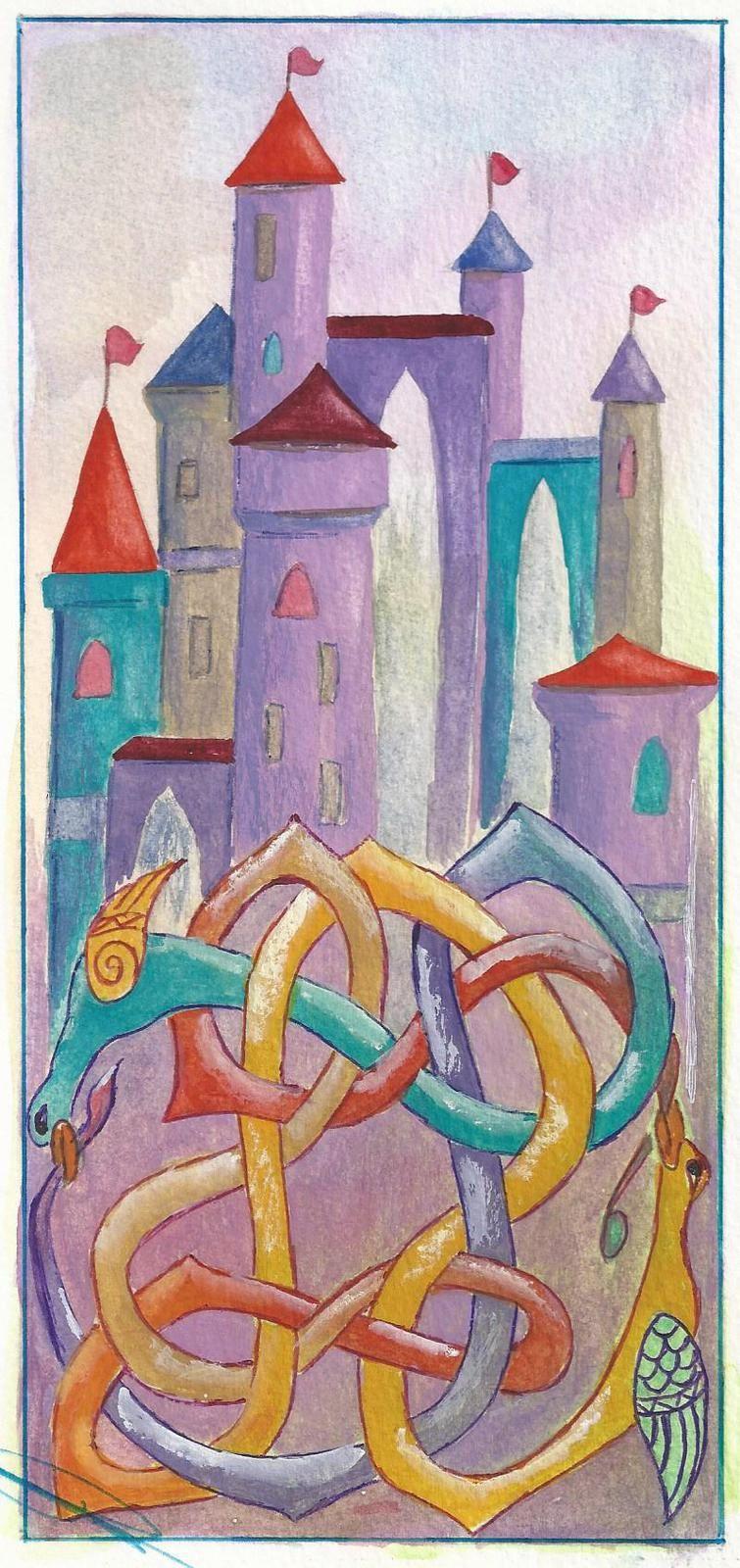 Château aux deux dragons
