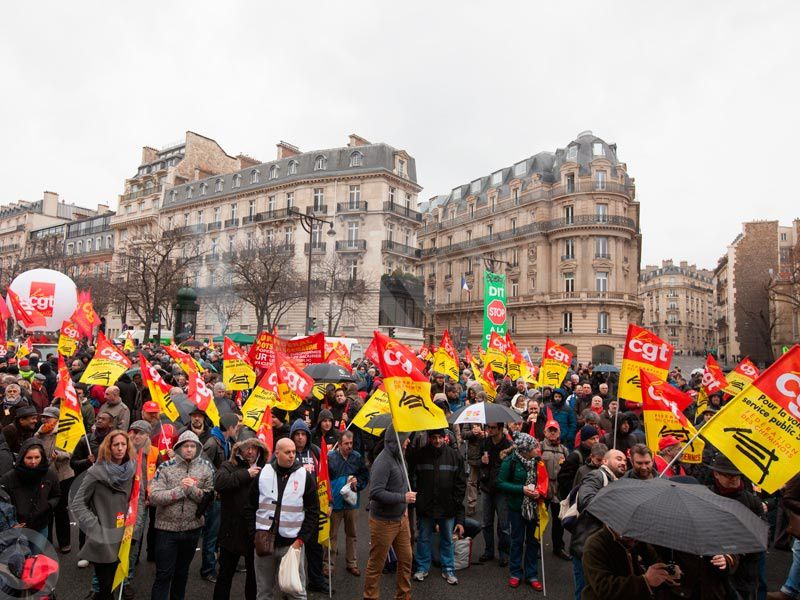 Le CCE de la SNCF rend un avis NEGATIF