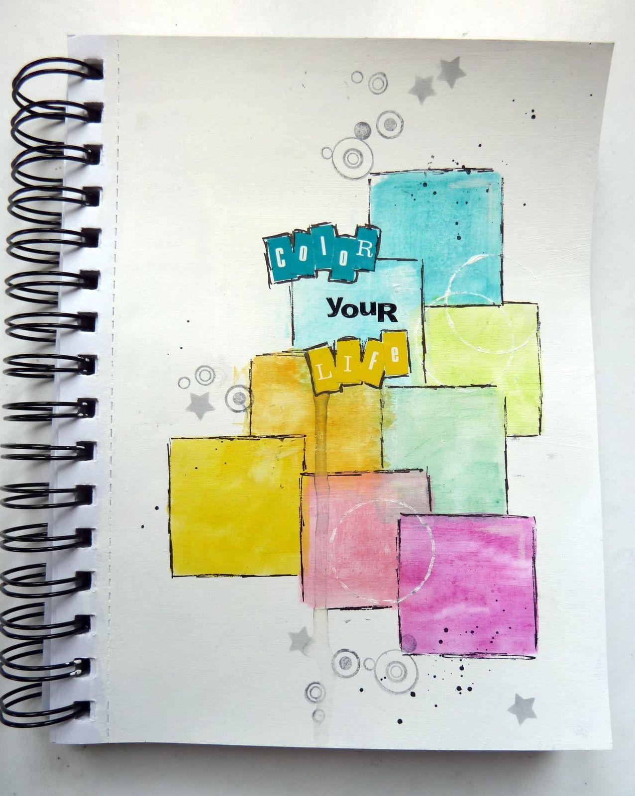 Art Journal II #2 et #3