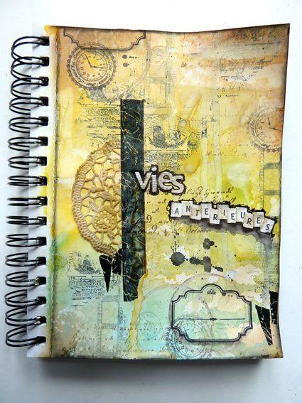 Art Journal II #5 / Tuto