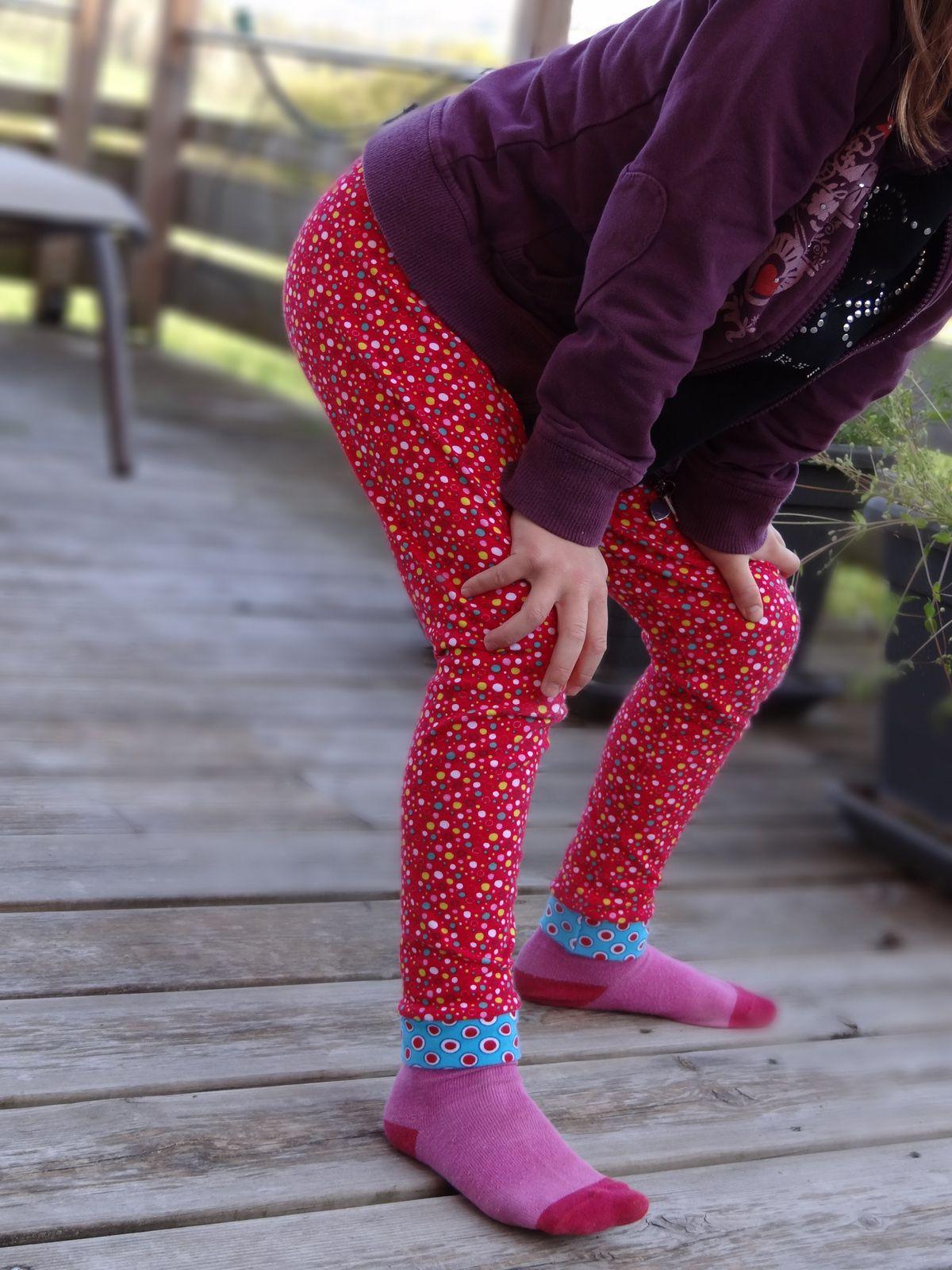 Leggings et plus si affinité