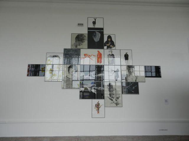 Installation de Luc Doerflinger