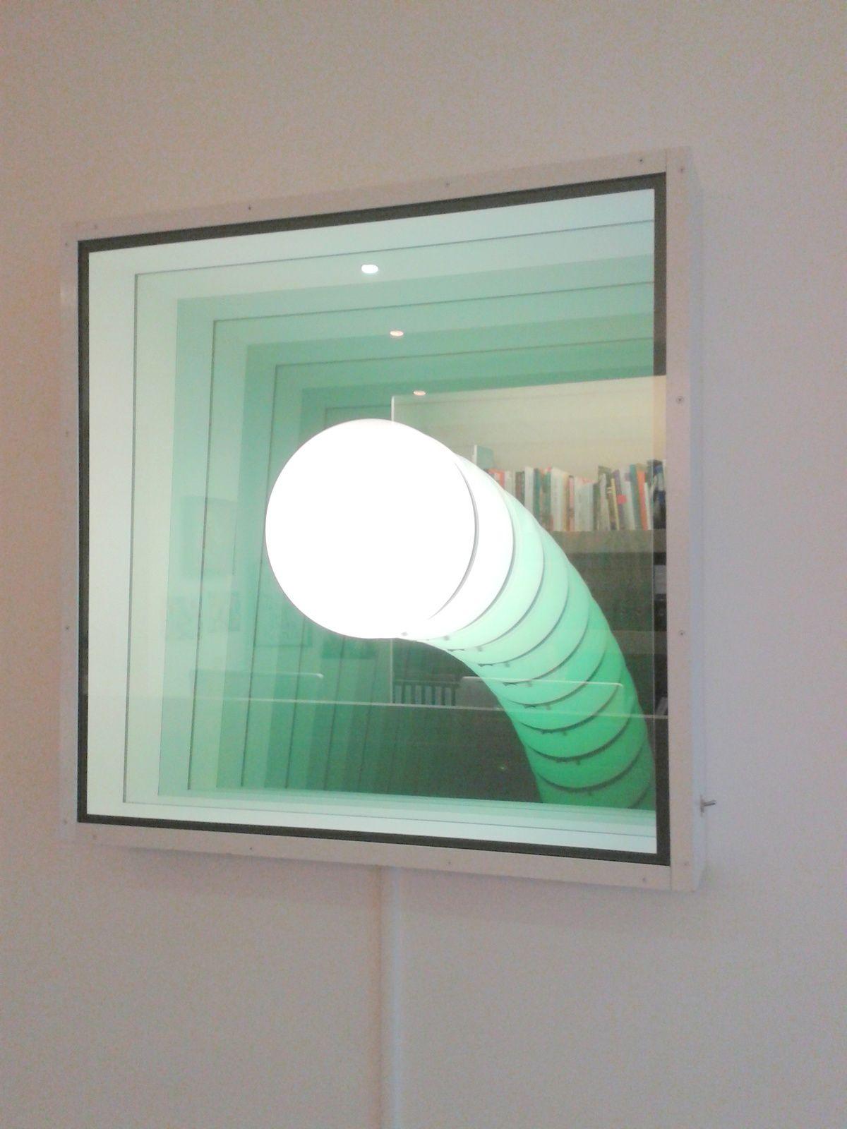 Infinite Light, une exposition de Chul-Hyun Ahn : l'expérience esthétique de l'infini par la lumière
