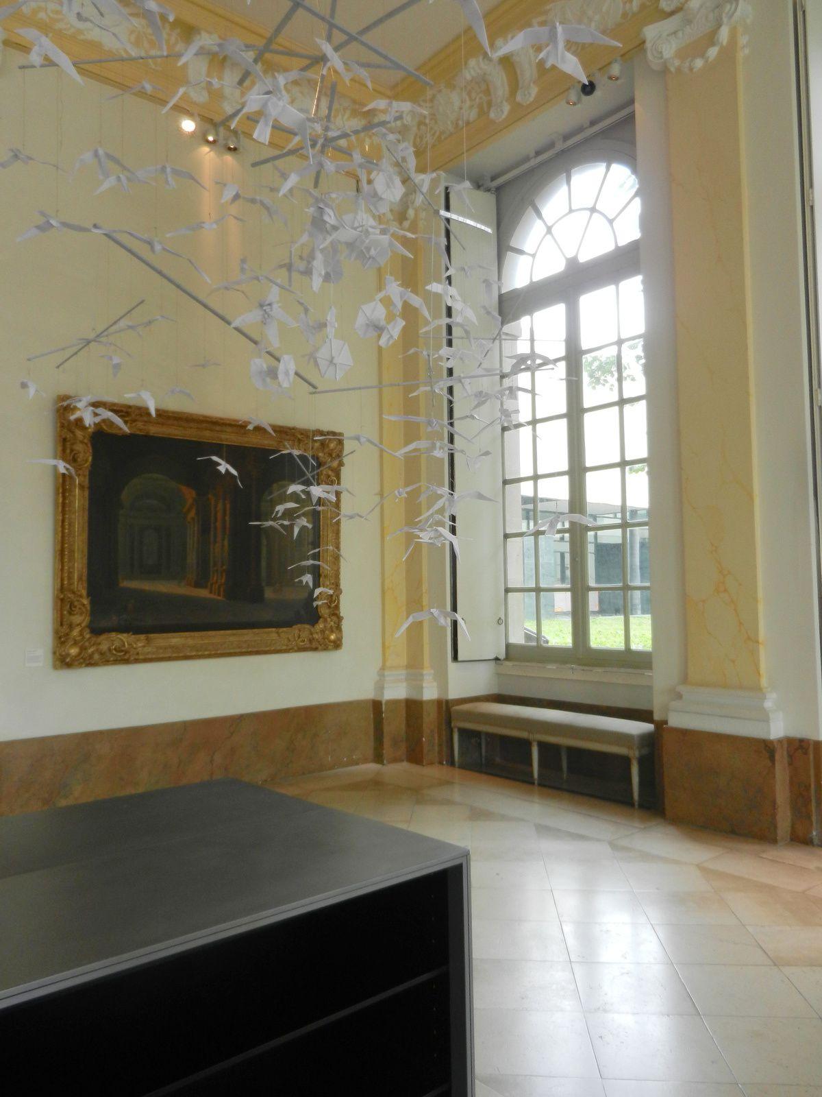 Week-end art contemporain au musée des Beaux-Arts de Nancy