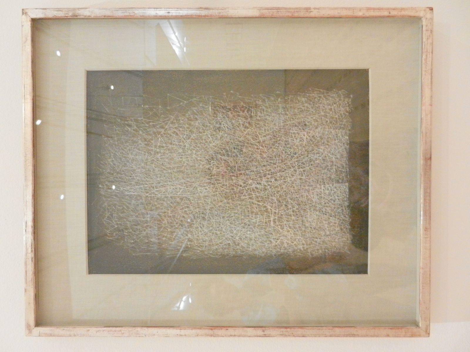 Taking a Line for a Walk : la ligne et l'écriture dans les oeuvres de Paul Klee et d'artistes contemporains