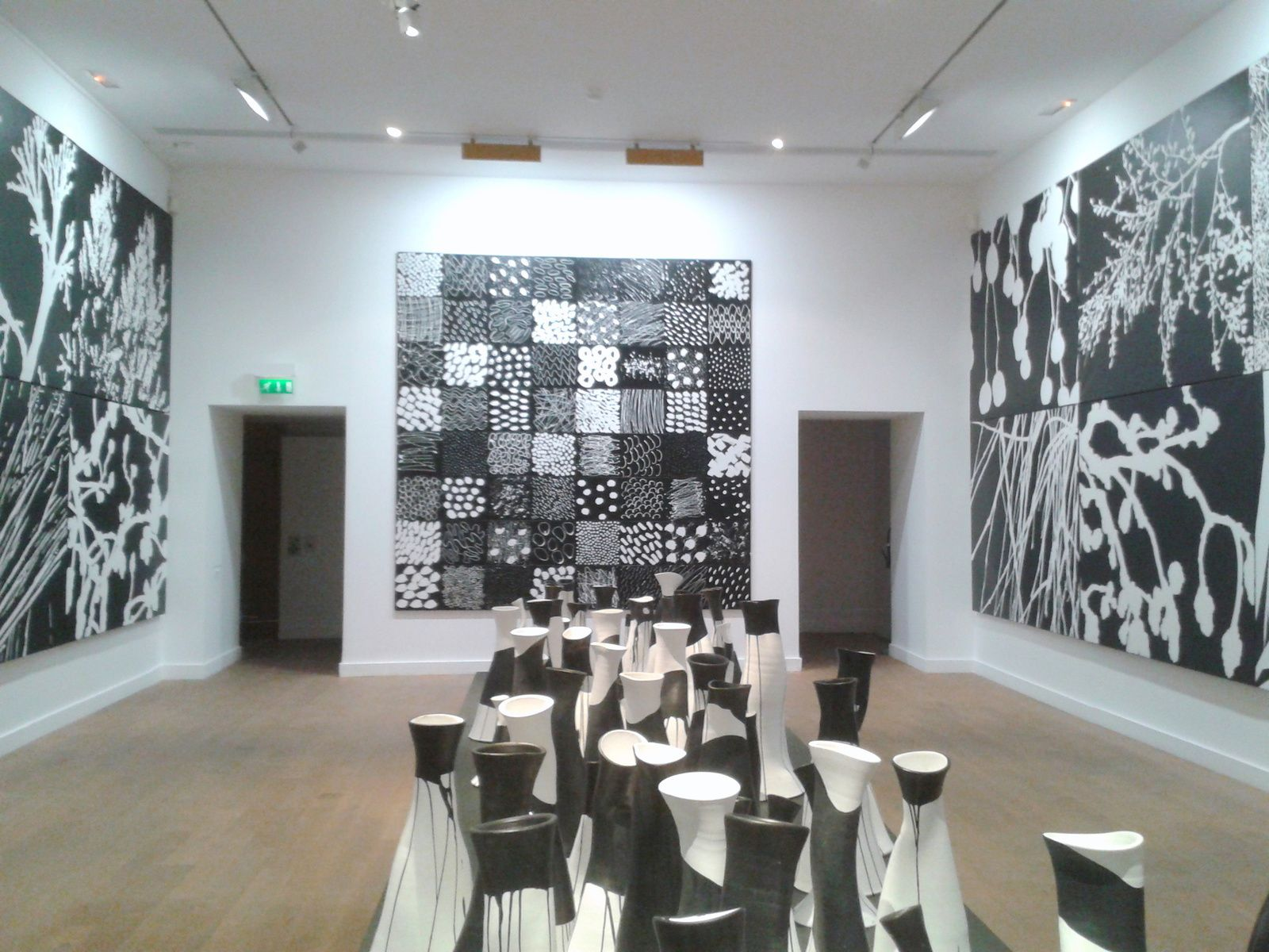 Cosmic Dance, une exposition de Lin Utzon au Musée de la Chasse et de la Nature (Paris)