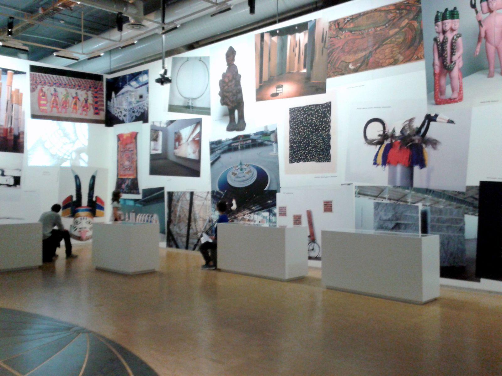 Magiciens de la terre, retour sur une exposition légendaire : témoignages d'une exposition majeure, au Centre Pompidou, Paris