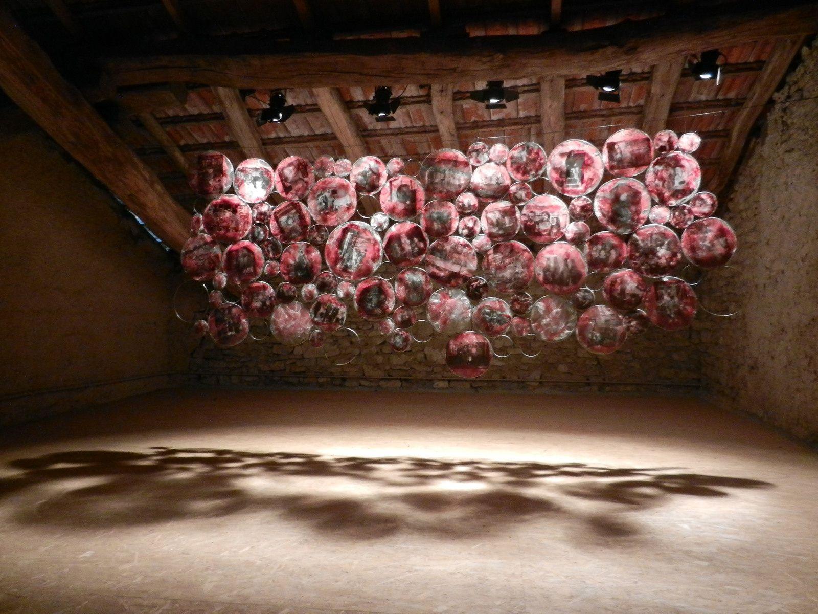 Turbulences à l'oeuvre, à la galerie Tem, espace d'art contemporain en milieu rural (54)