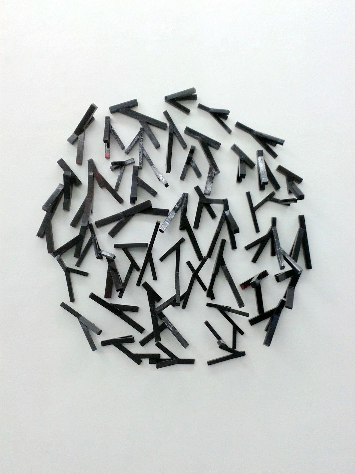 L'exploration de l'espace par la peinture : Côme Mosta-Heirt explore un dispositif inédit pour la galerie Immanence