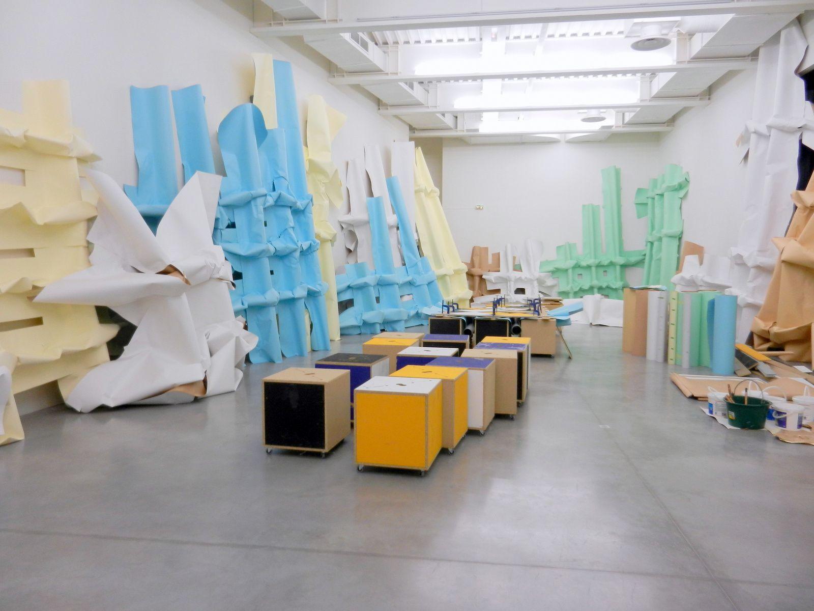 Play Time, Biennale de Rennes : le temps du jeu et l'espace du travail