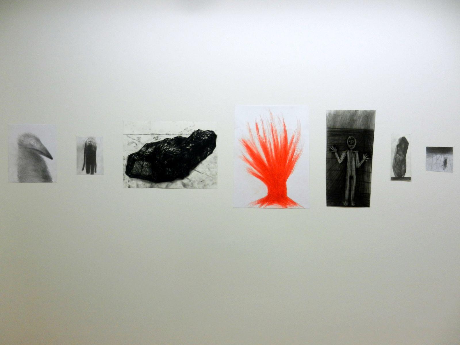 Miriam Cahn à la Städtische Galerie d'Offenburg : Une exposition riche et au subtil parcours