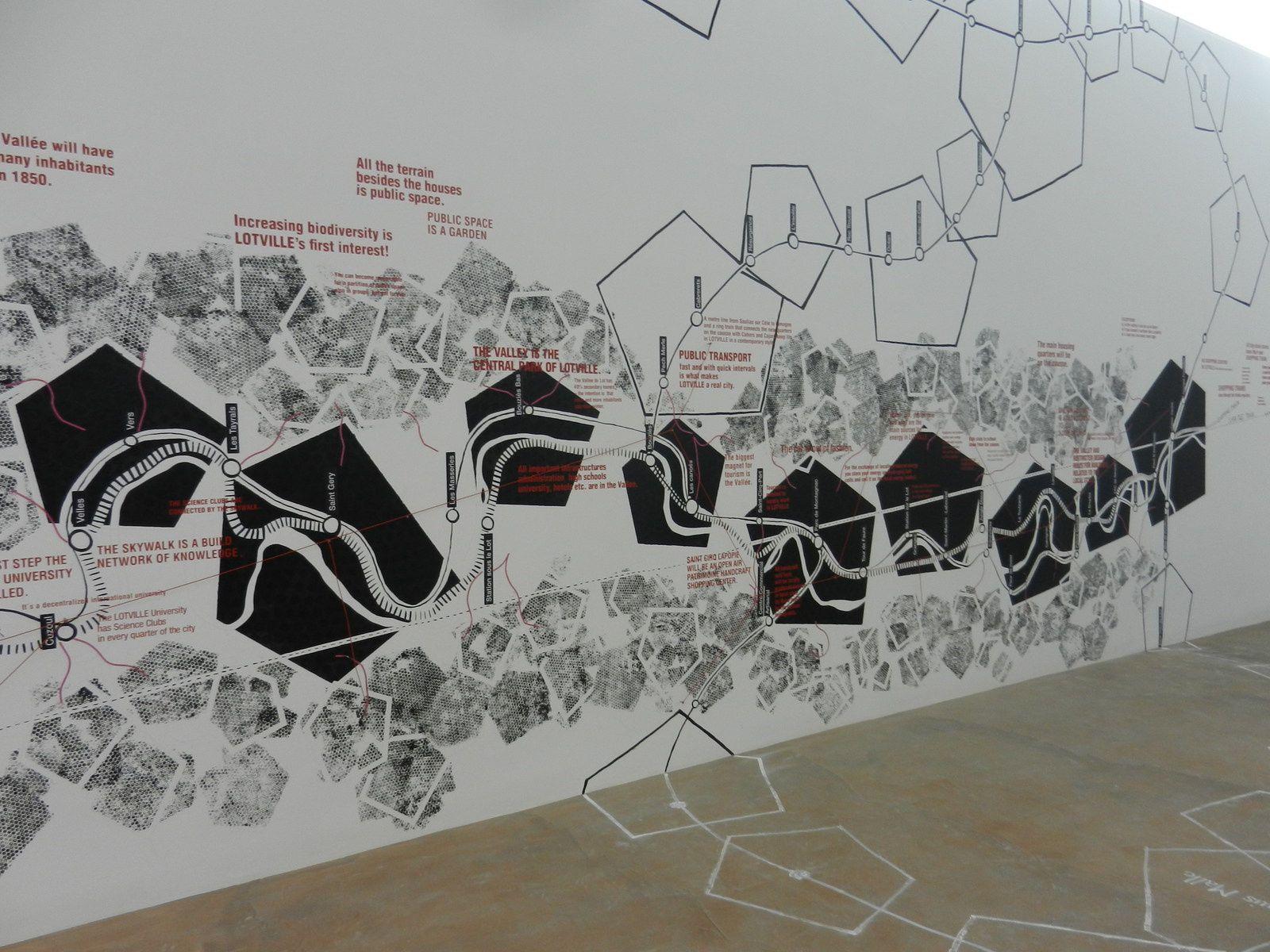 Lotville de Raumlabor : un projet d'une ville utopique qui révèle les villages de la vallée du Lot