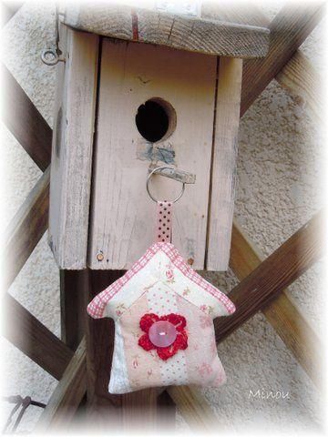Petits nichoirs et petits oiseaux ...