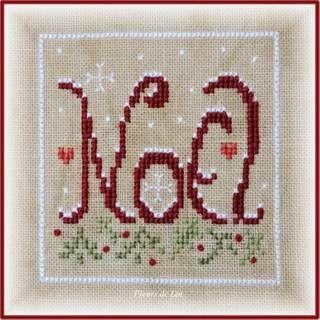 Noël nostalgique, carré 7 et 9