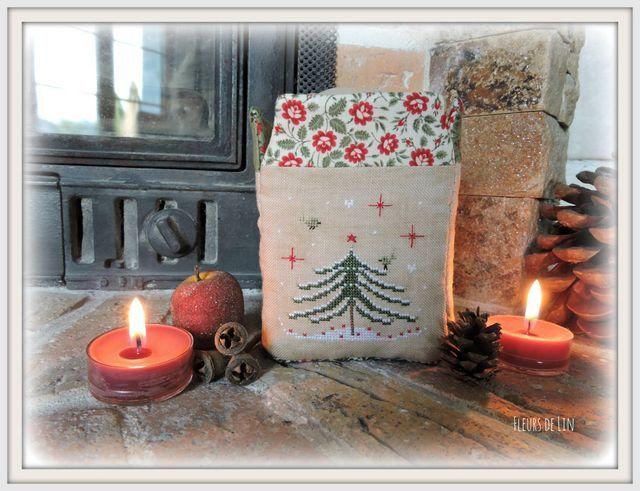 Photophore de Noël