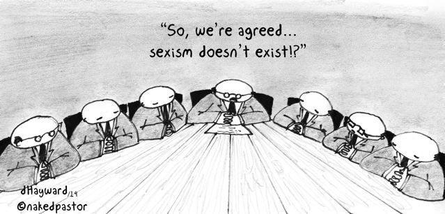 Bon , on est d'accord , le sexisme n'existe pas !
