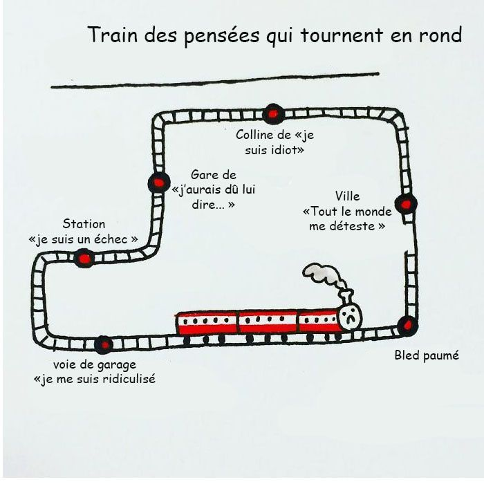 petit train , non!