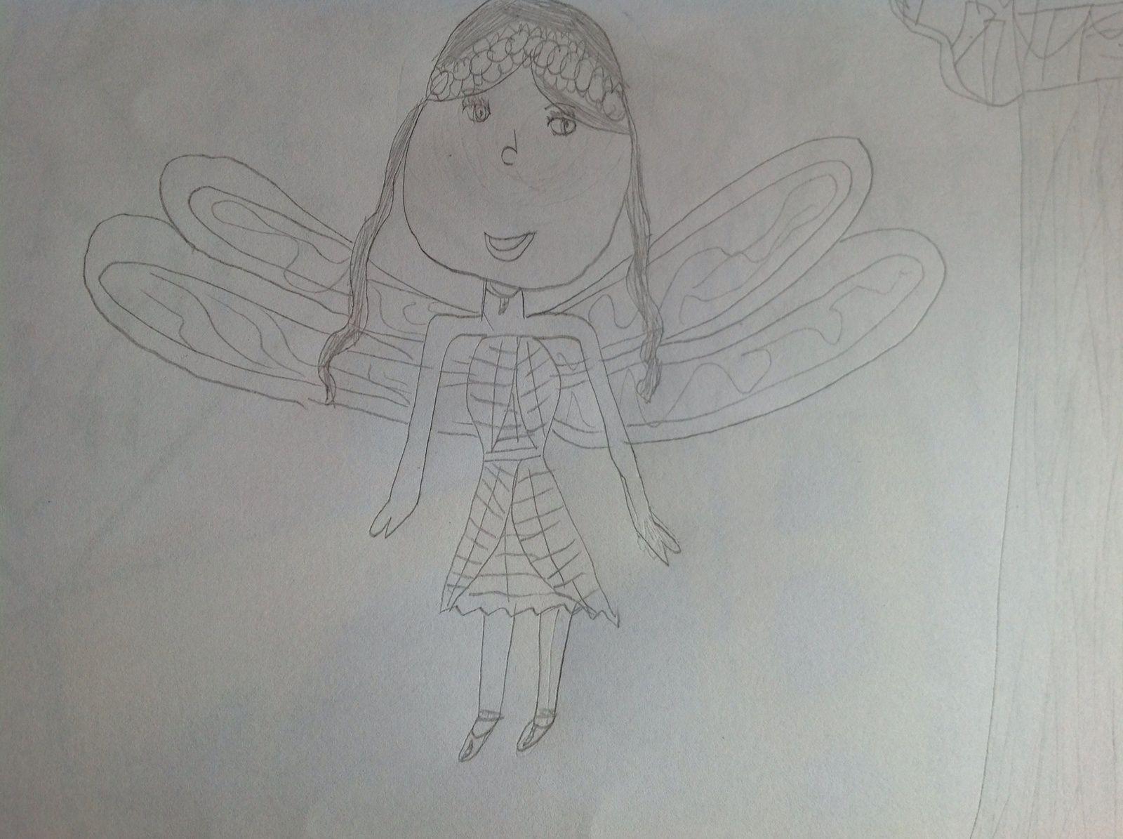 Derniers dessins de ma fille