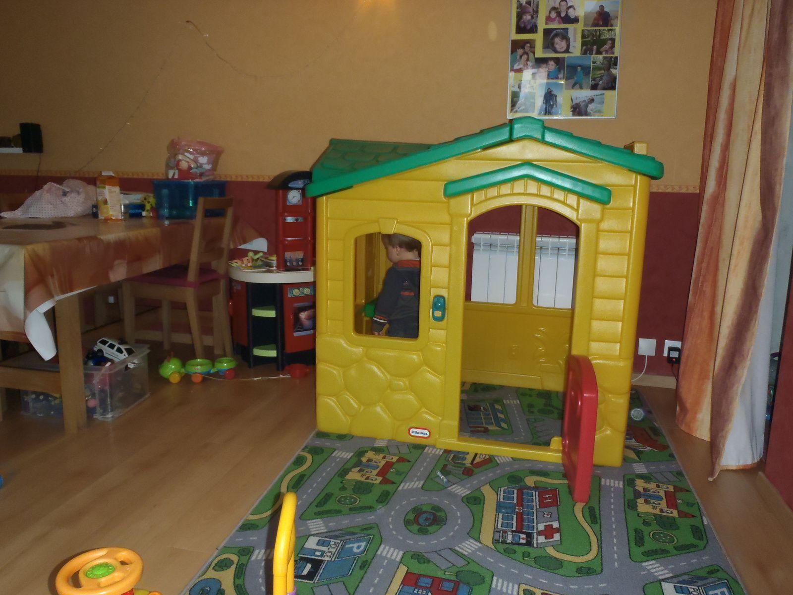 La nouvelle cabane