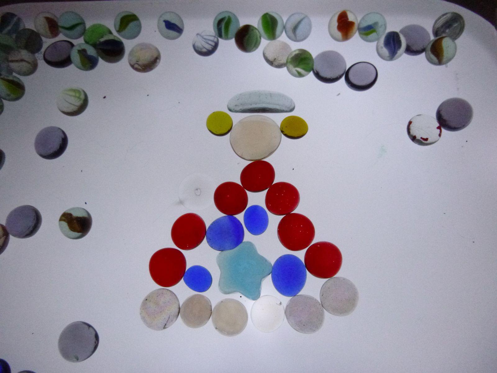 Une table lumineuse pour les grands et les petits