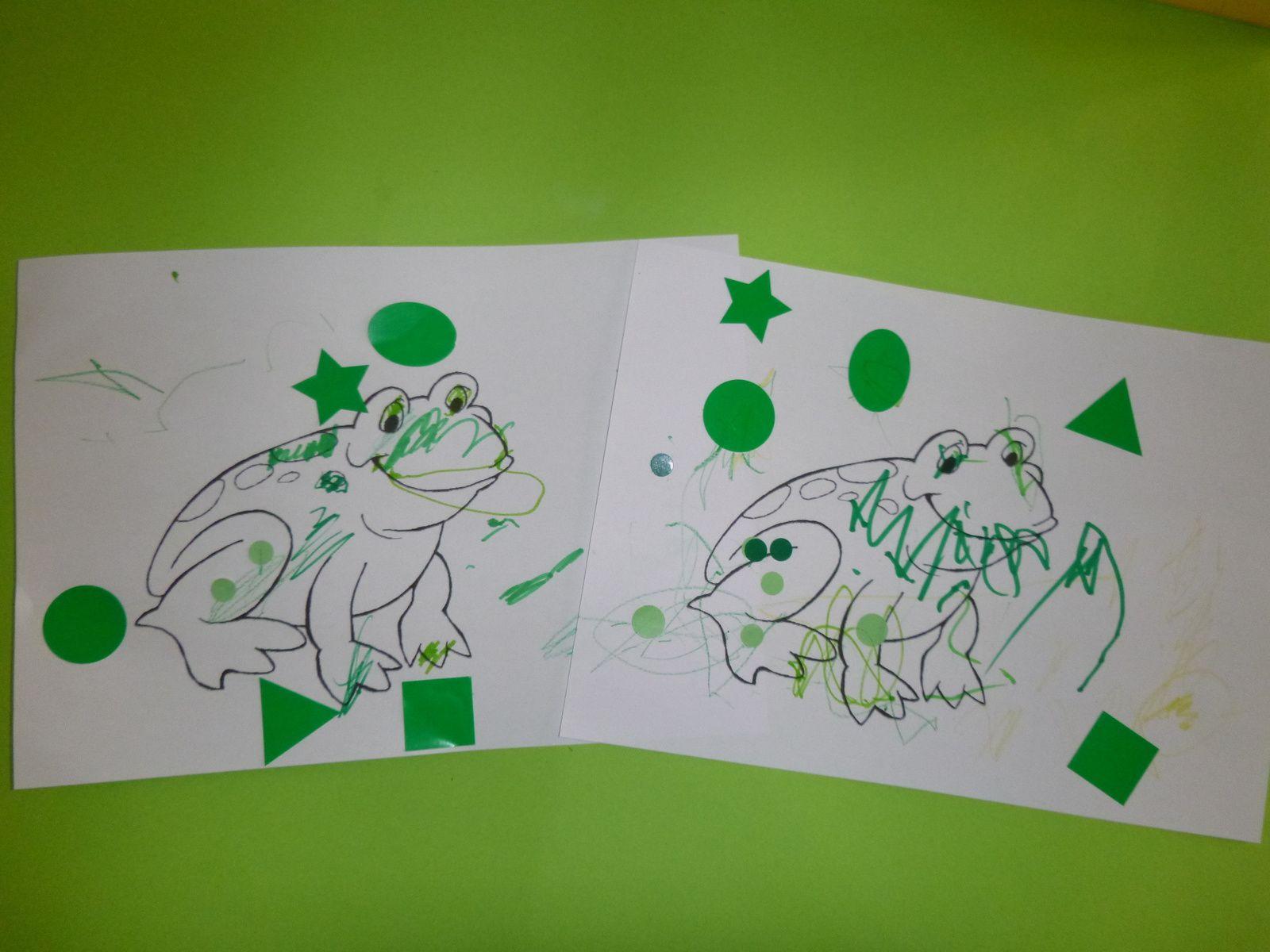 Journée spécial grenouille