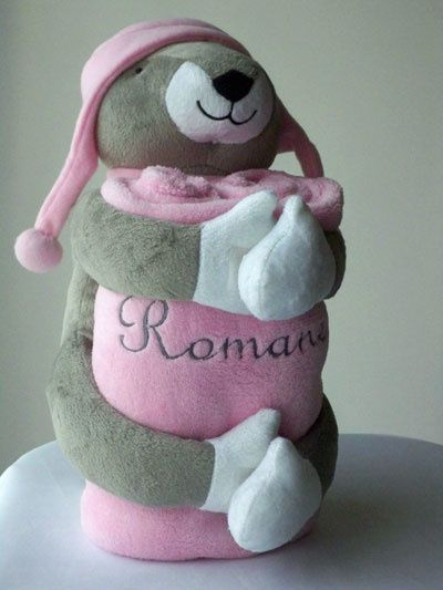 Idée de cadeau pour la naissance d'une petite fille