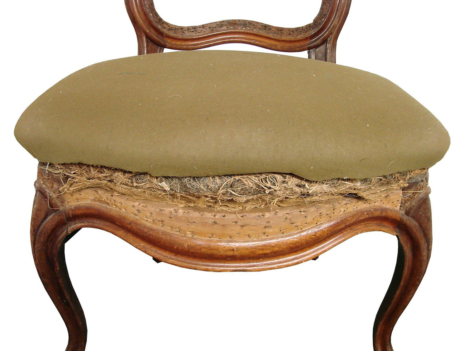 Chaise louis philippe du si ge au d cor tapissier d for Chaise louis philippe