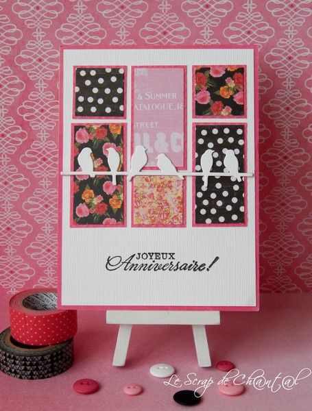 Lift, Mail-Art et The Card