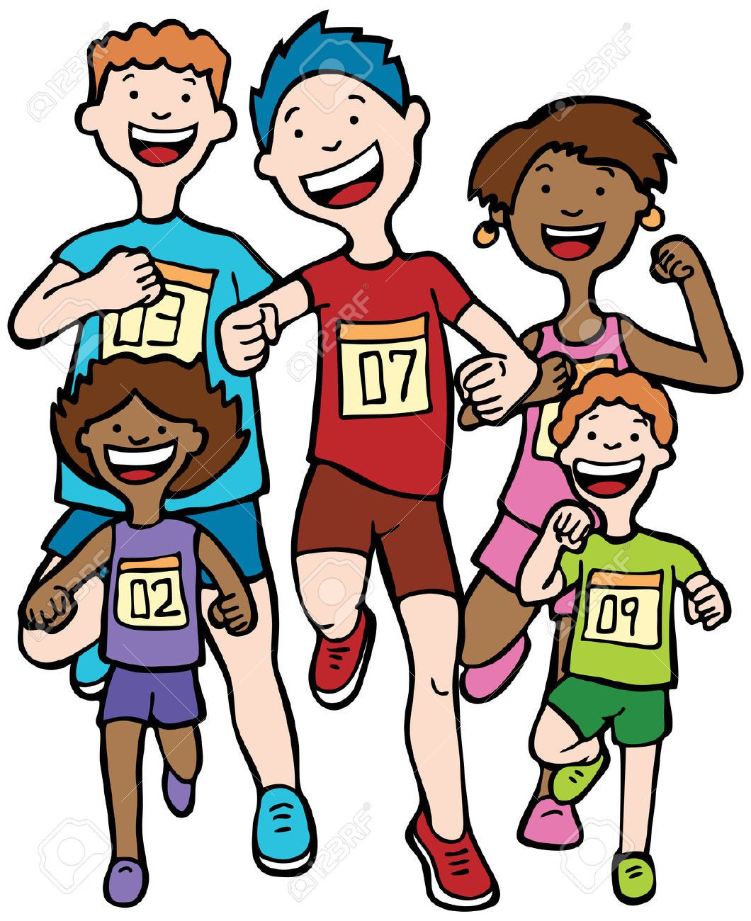 Marathon for kids