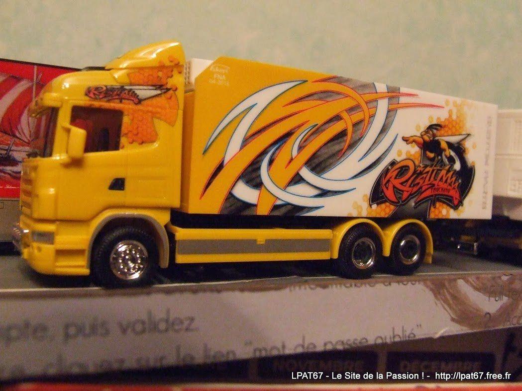 Un nouveau Truck  : Ristimaa Kühlofer...