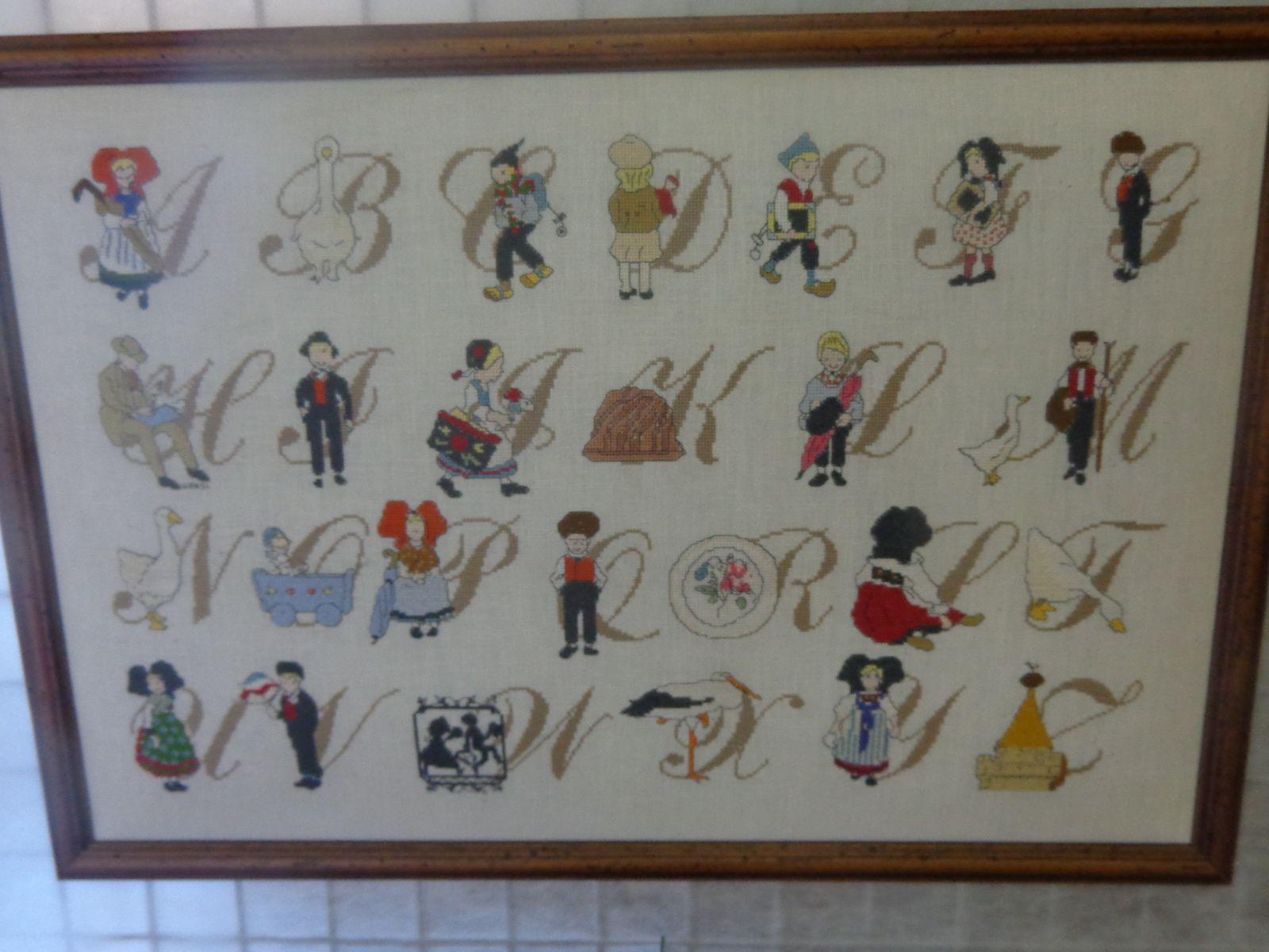 Broderie: l' Alsace à l'honneur