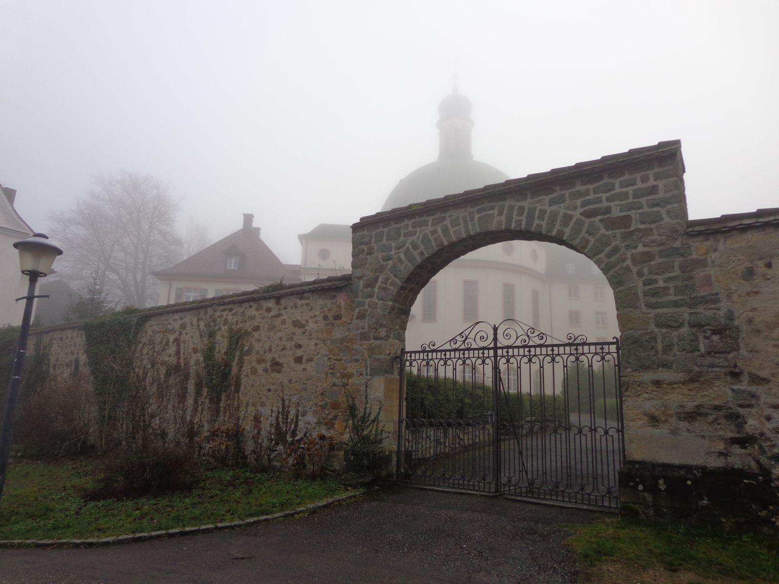 Abbaye de Saint-Trudpert ( Forêt-Noire )