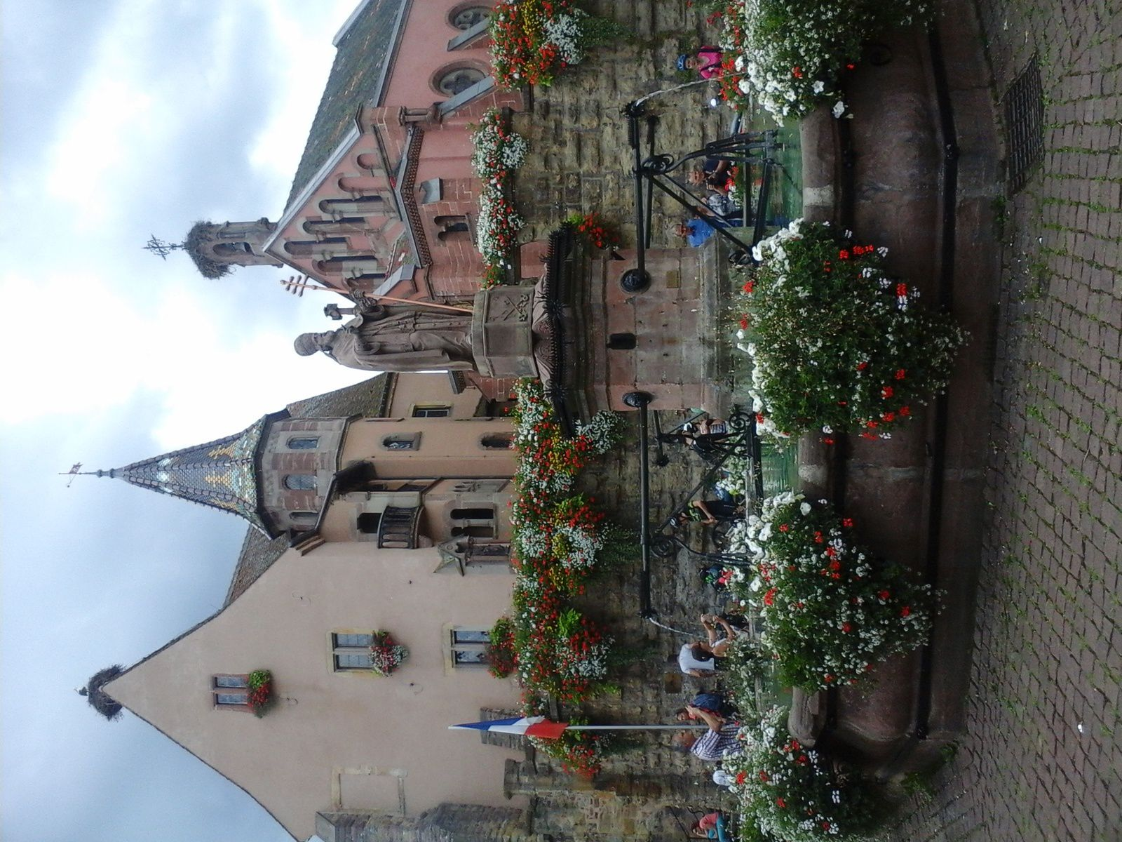 Eguisheim, village préféré des français en 2013