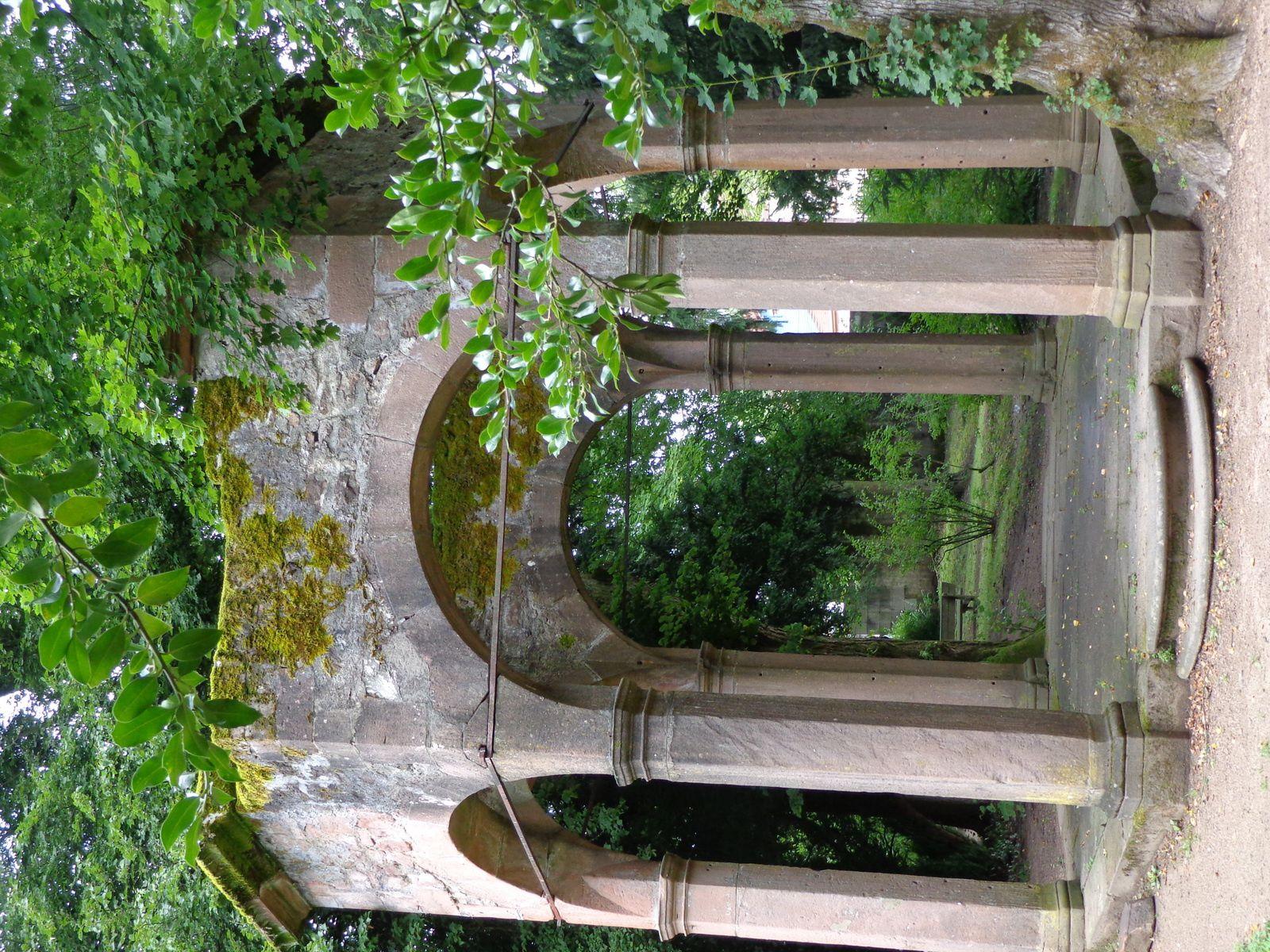 Sur la route des abbayes...