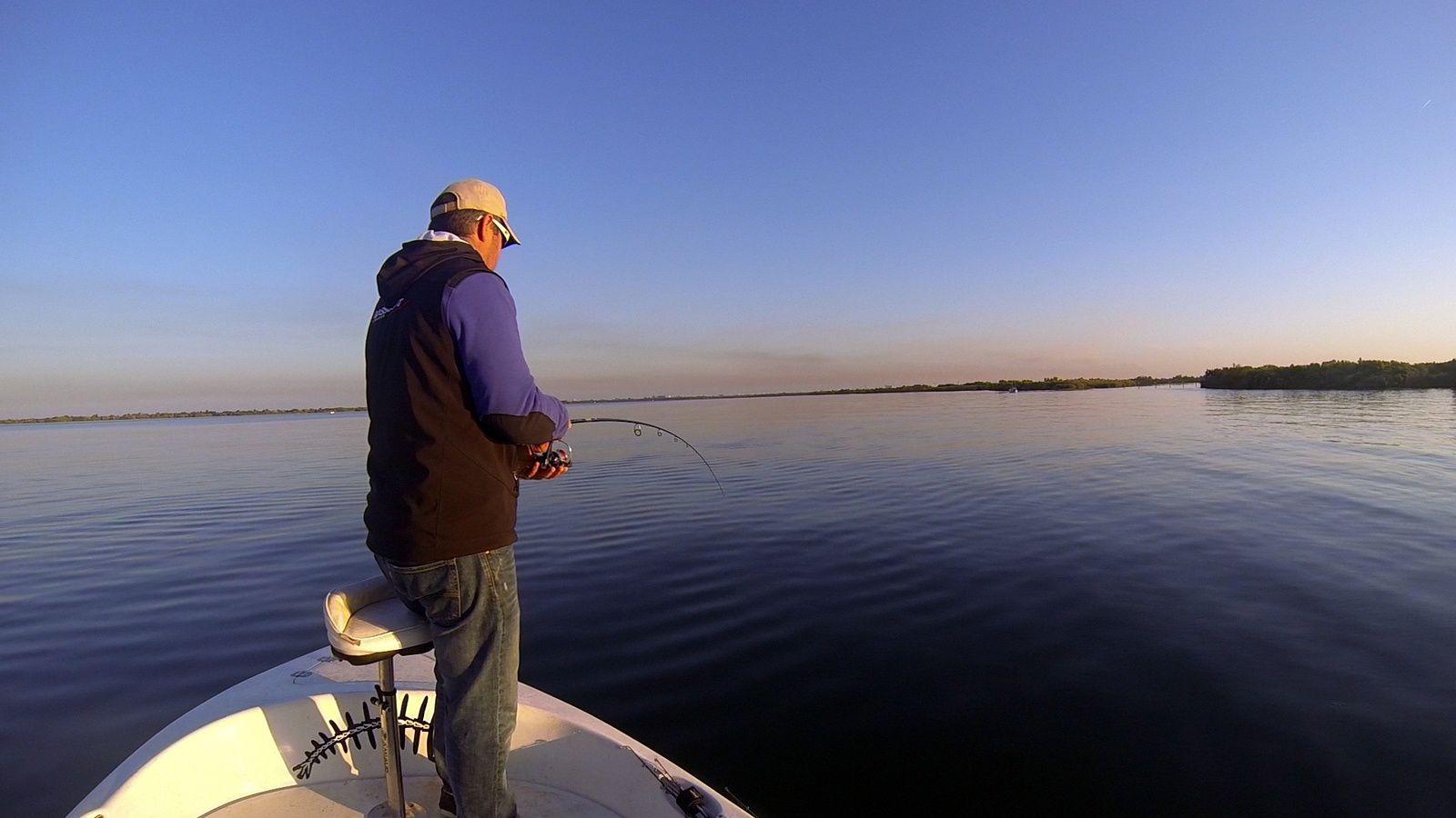 La vie est un gros fish...pas tranquille!