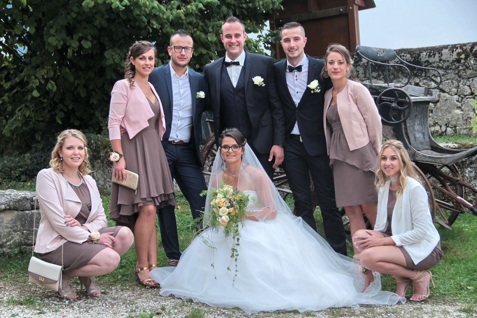 mariage Cécile Anthony