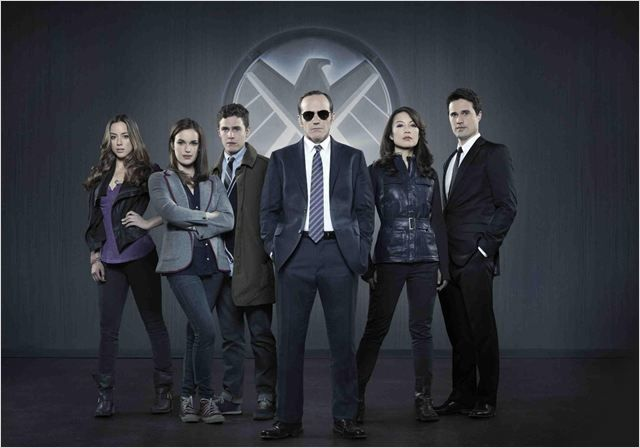 Marvel's Agents of S.H.I.E.L.D. (Pilote)