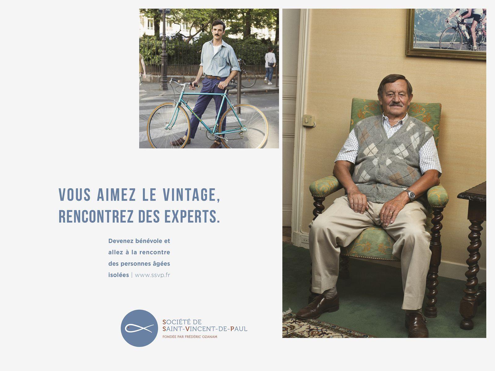 LA SOCIÉTÉ DE SAINT-VINCENT-DE-PAUL CONNECTE LES GÉNÉRATIONS GRÂCE AU VINTAGE
