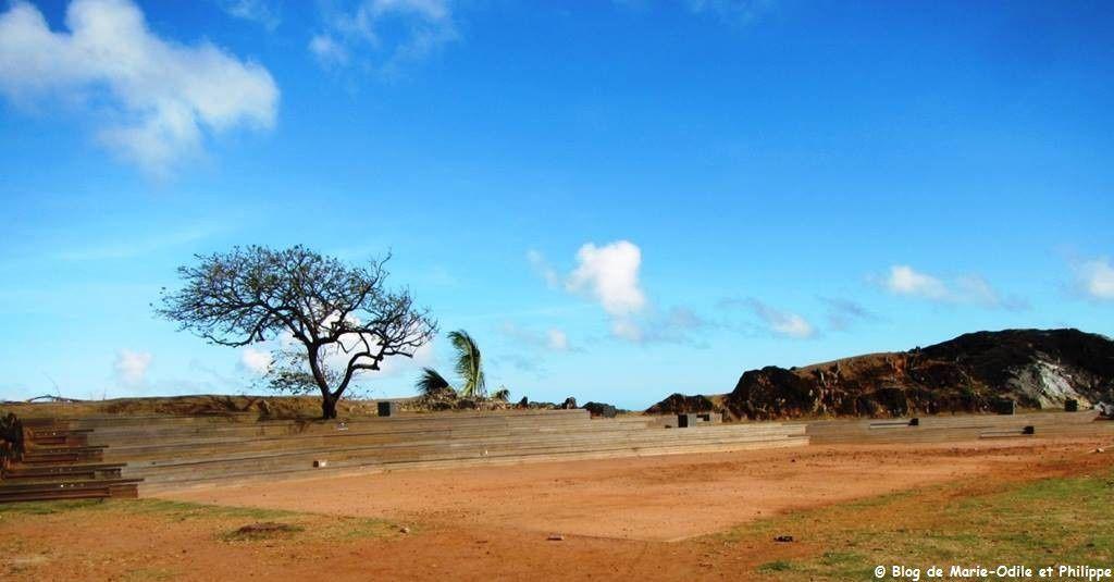 La Pointe Buzaré à Cayenne, un joli site naturel protégé