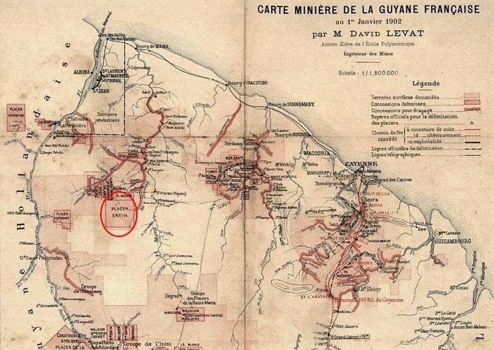 Gros plan sur Léonce Melkior, ingénieur-entrepreneur dans la Guyane de la fin du XIXe et début du XXe siècle