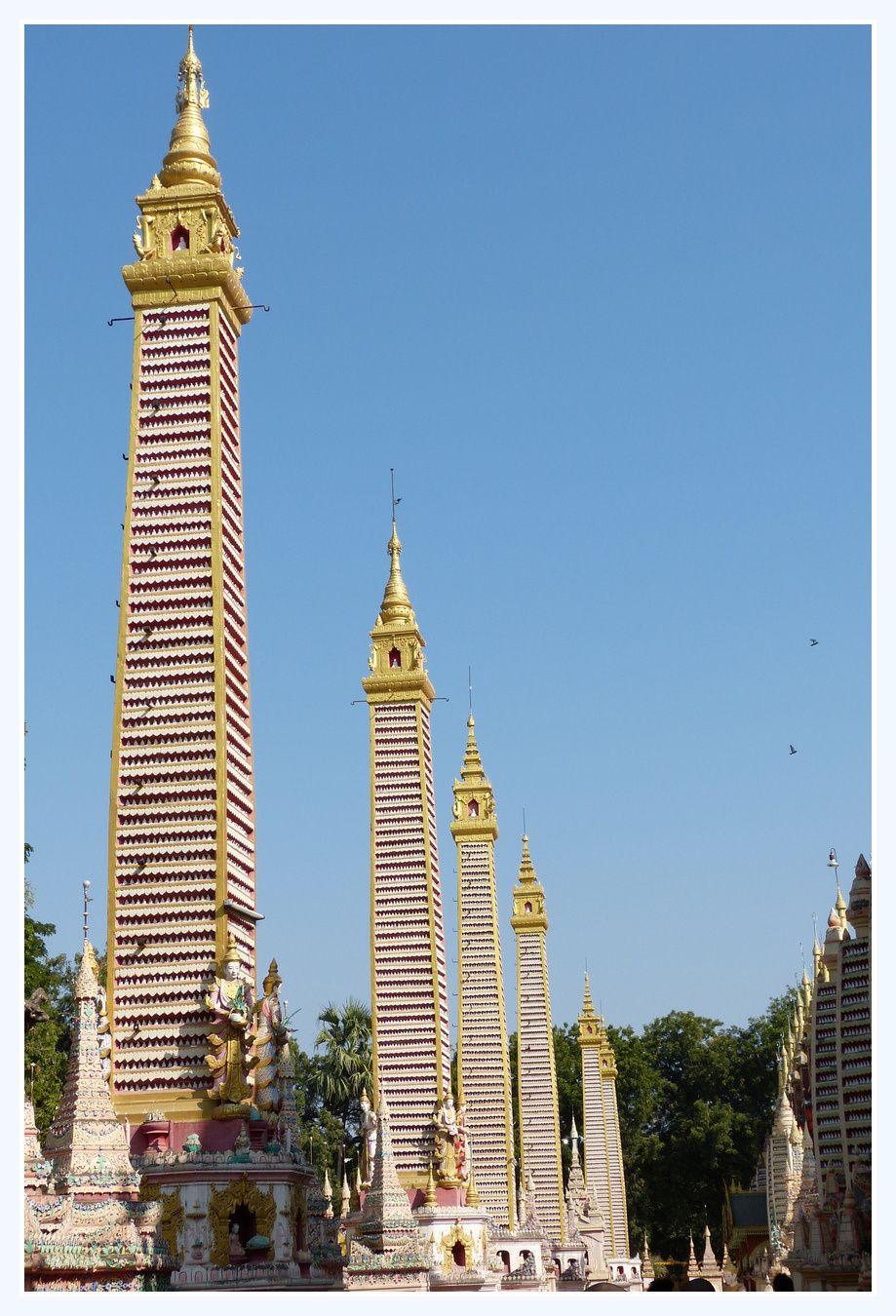 De l'or à profusion et des Bouddhas par millions